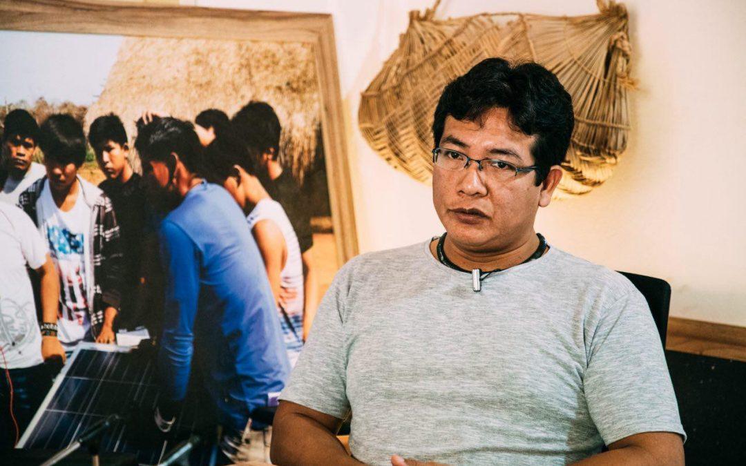 """""""Ele incentiva a violência contra os povos indígenas"""", diz liderança do Xingu sobre discurso de Bolsonaro"""