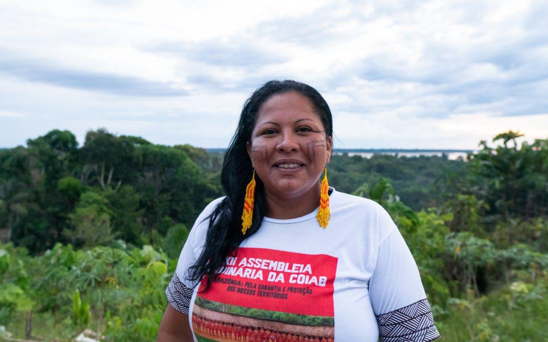 """Edilena Krikati: """"As pessoas não disfarçam mais o preconceito contra indígenas"""""""