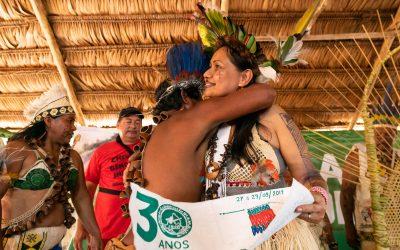 Nara Baré fala sobre o movimento indígena e a XII Assembleia da COIAB